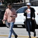 Sofia Richie is spotted out for lunch with a friend in West Hollywood, California on March 24, 2017