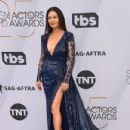 Catherine Zeta-Jones at The 25th Annual Screen Actors Guild Awards (2019)
