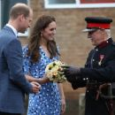 The Duke & Duchess Of Cambridge Visits Stewards Academy With Heads Together - 454 x 363