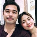 Benjamin Alves and Julie Anne San Jose