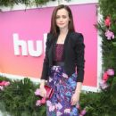 Alexis Bledel – Hulu Upfront Brunch in New York City - 454 x 681