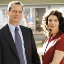 Bill Paxton and Jeanne Tripplehorn