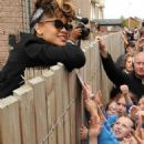 "Rihanna's Racy ""We Found Love"" Shoot Goes to Belfast"