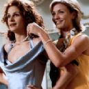 Julia Roberts and Cameron Diaz in My Best Friend's Wedding (1997)
