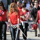 Rachelle Lefevre At The 'Let A Shelter Dog Steal Your Heart' Event