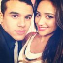 Jacob Artist and Shay Mitchell - 454 x 454
