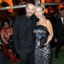 Actors Chad Michael Murray (L) and Nicky Whelan attend The Weinstein Company & Netflix's 2014 Golden Globes After Party presented by Bombardier, FIJI Water, Lexus, Laura Mercier, Marie Claire and Yucaipa Films at The Beverly Hilton Hotel on January 12, 20