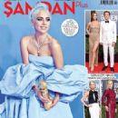 Lady Gaga - Samdan Magazine Cover [Turkey] (9 January 2019)