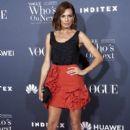 Nieves Alvarez- 'Vogue Who's On Next' Madrid Photocall - 400 x 600