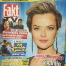 Monika Richardson - Fakt Tv Magazine Cover [Poland] (9 May 2019)