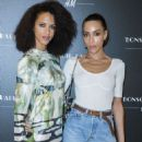 Noemie Lenoir – Bonjour Paris H&M Flagship Opening Party in Paris - 454 x 681