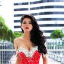 Fernanda Muñoz (model) - 454 x 430