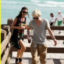 Tom Felton and Jade