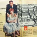 Lucille Ball - TV Guide Magazine Pictorial [United States] (17 January 1959) - 454 x 343