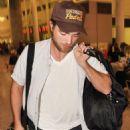 Robert Pattinson Goes Northward to Toronto