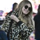 Heidi Klum – Arrives at the Greenwich Hotel in New York