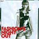 Taylor Swift FASHION'S NIGHT OUT Ad