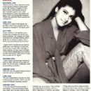 Kajol's Metamorphosis scan from CineBlitz magazine (April 2011)