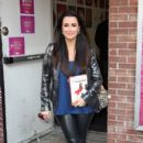 Kyle Richards Visits 'Wendy Williams'