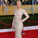 Elisabeth Rohm attends the 20th Annual Screen Actors Guild Awards at The Shrine Auditorium on January 18, 2014 in Los Angeles, California - 396 x 594