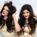Kylie Jenner, Kendall Jenner - Glamour Magazine Pictorial [United States] (March 2013)