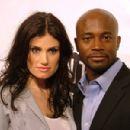 Idina Menzel and Taye Diggs - 400 x 300