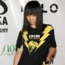Bai Ling Arrives For The Grand Opening Of Halo Nightclub 09.04.09