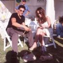 Jennifer Love Hewitt and Andrew Keegan