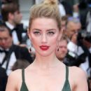 Amber Heard – 'Sorry Angel' Premiere at 2018 Cannes Film Festival