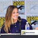 Melissa Benoist- Comic-Con International 2017 - 'Supergirl' Special Video Presentation