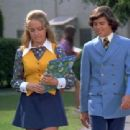 Kym Karath and Christopher Knight