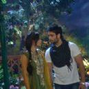Pictures of Vivian Dsena and Drashti Dhami from Madhubala - Ek Ishq Ek Junoon - 454 x 303