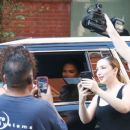 Kendall Jenner – Leaving her hotel in New York City