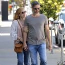 Amy Adams out and about in Beverly Hills