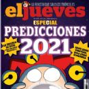 Unknown - El Jueves Magazine Cover [Spain] (6 January 2021)