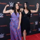 Brie and Nikki Bella – WWE FYC Event in Los Angeles - 454 x 565