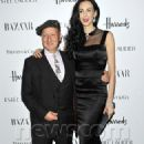L'Wren Scott attend the Harper's Bazaar Woman of the Year Awards at Claridge's Hotel on October 31, 2012 in London, England - 325 x 512