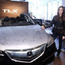 Alison Brie Acura Studio At Sundance In Park City