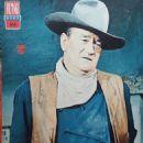 John Wayne - Filmski svet Magazine Pictorial [Yugoslavia (Serbia and Montenegro)] (13 October 1968)