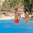 Matthew McConaughey and Camilla Alves - 452 x 435