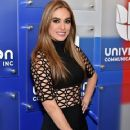 Galilea Montijo - Univision's 2016 Upfront Red Carpet - 361 x 600