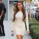 Daphne Joy – Arrives at a PrettyLittleThing Event in West Hollywood