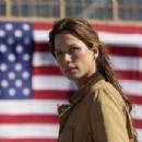 Rhona Mitra as Dr. Rachel Scott in The Last Ship