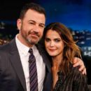 Keri Russell at 'Jimmy Kimmel Live!' - 408 x 612