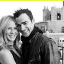 Jennifer Aniston and Justin Theroux shot by photographer Terry Richardson - 454 x 304