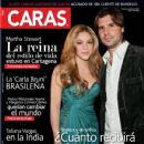 Antonio De la Rua, Shakira - Caras Magazine Cover [Colombia] (22 January 2011)