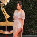 Adrienne Bailon – 2018 Daytime Emmy Awards in Pasadena - 454 x 681
