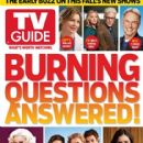 Mark Harmon, Nina Dobrev, Ellen Pompeo, Grey's Anatomy - TV Guide Magazine Cover [United States] (4 June 2012)