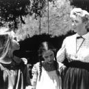 Miss Beadle with Ingalls Gilrs