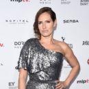 Fernanda Serrano- 43rd International Emmy Awards - Red Carpet - 399 x 600